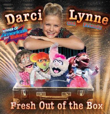 Darci Lynne Christmas Special 2020 Darci Lynne & Friends | Steven Tanger Center for the Performing Arts